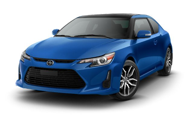 2016 Scion tC | Features and Specs | Car and Driver