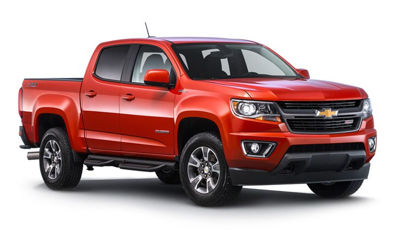 2016 Chevrolet Colorado Features And Specs Car And Driver