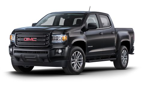 2016 Gmc Canyon 4wd Slt Crew Cab 140 5 Features And Specs