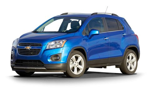 2016 Chevrolet Trax Lt Fwd 4dr Features And Specs