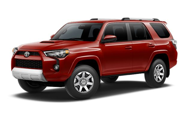2016 Toyota 4Runner | Features and Specs | Car and Driver