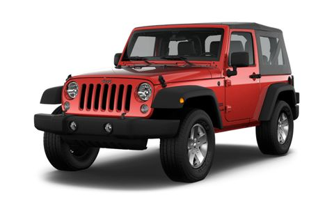 2016 Jeep Wrangler Backcountry 4wd 2dr Features And Specs