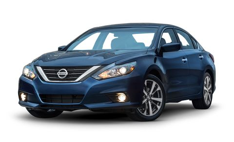 2016 Nissan Altima 3 5 Sl 4dr Sdn V6 Features And Specs