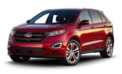 2016 Ford Edge Sport 4dr Awd Features And Specs