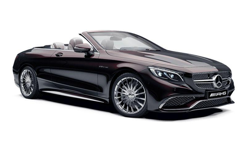 Mercedes Amg S63 S65