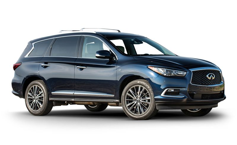 2016 Qx60 Fwd 4dr Awd