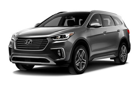 2017 Hyundai Santa Fe Limited Ultimate 3 3l Auto Awd Features And Specs