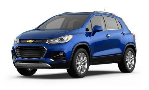 2017 Chevrolet Trax Premier Awd 4dr Features And Specs