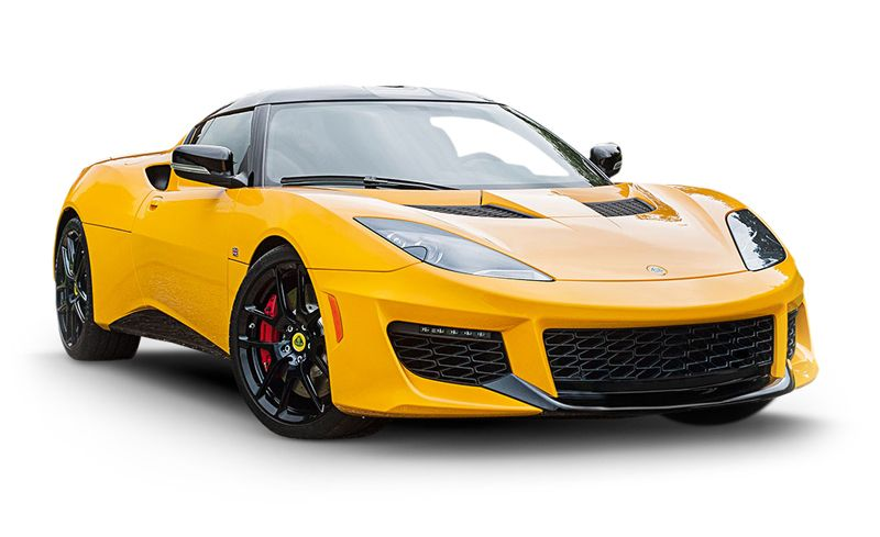 2019 Lotus Cars Models And Prices Car And Driver