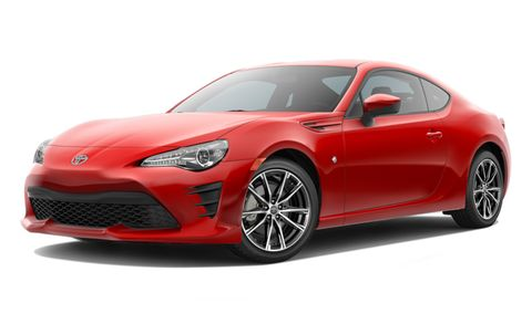 2017 Toyota 86 860 Special Edition Auto Natl Features And Specs