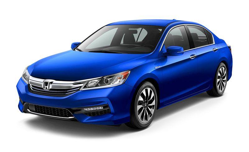 Honda Accord sedan hybrid