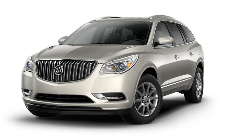 2017 Buick Enclave | Features and Specs | Car and Driver on