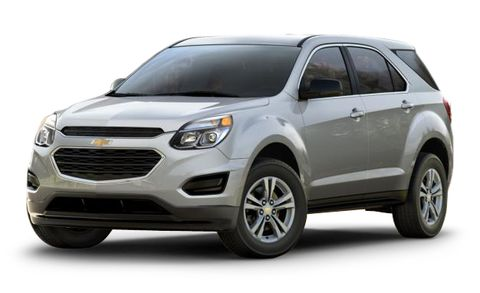 2017 Chevrolet Equinox Lt Fwd 4dr Features And Specs
