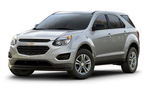 2017 Chevrolet Equinox Lt Fwd 4dr