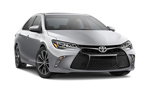 2017 Toyota Camry Xle V6 Auto Natl Features And Specs