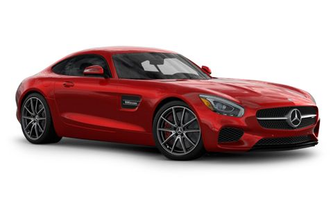 2017 Mercedes Amg Gt Amg Gt S Coupe Features And Specs