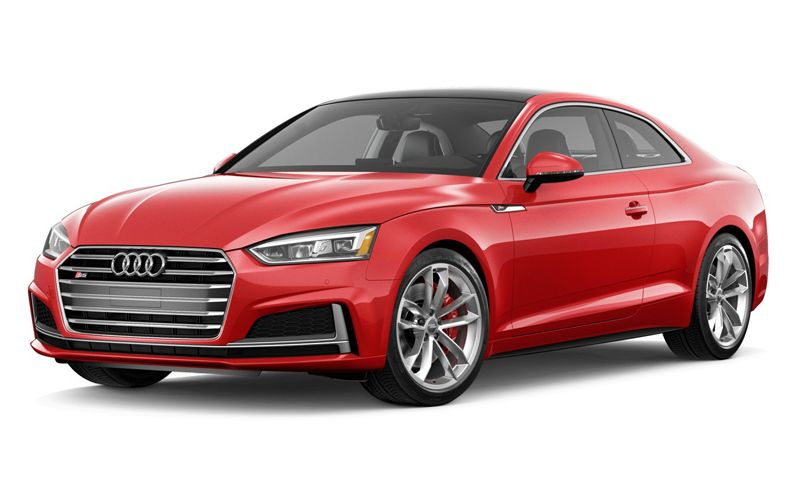 2018 Audi S5 | Features and Specs | Car and Driver