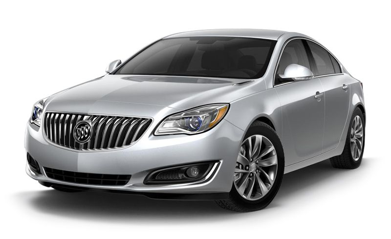 2017 Buick Regal Features And Specs Car And Driver