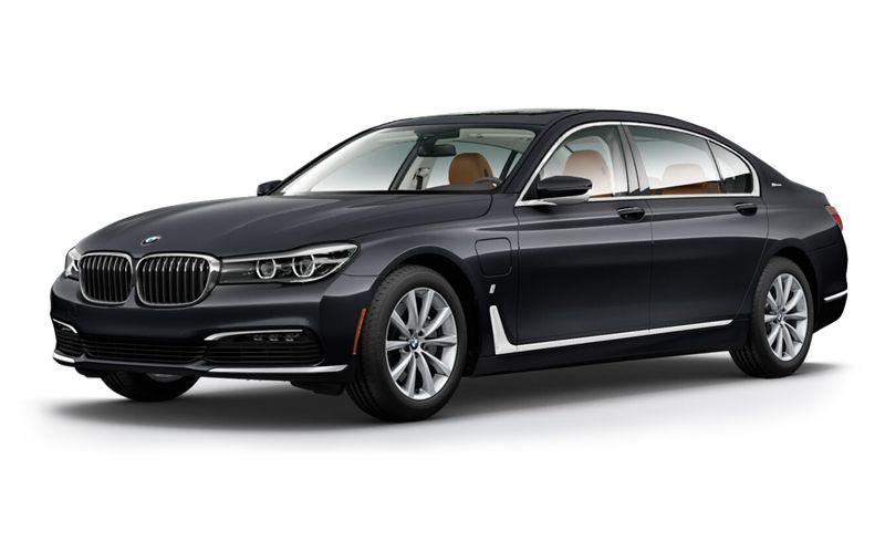 BMW 740e plug-in hybrid