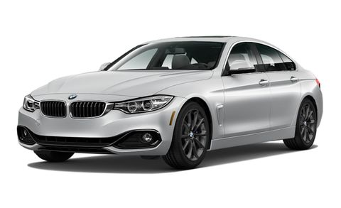2017 Bmw 4 Series Gran Coupe 440i Xdrive Gran Coupe Features And Specs
