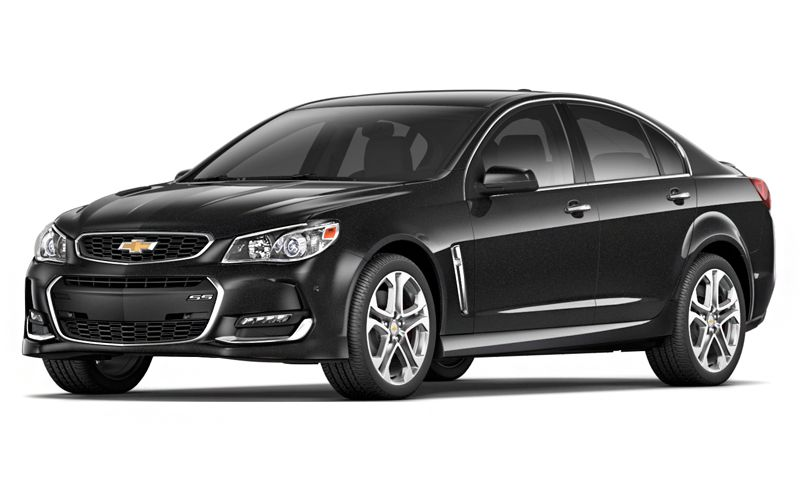 Chevrolet SS Reviews | Chevrolet SS Price, Photos, and Specs | Car ...