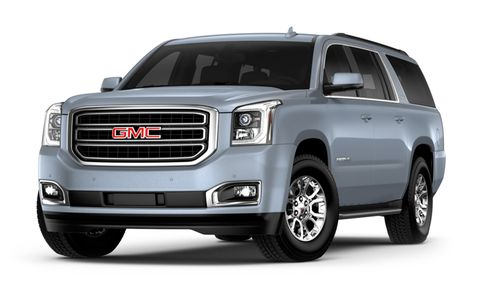 2017 Gmc Yukon Denali 4wd 4dr Features And Specs