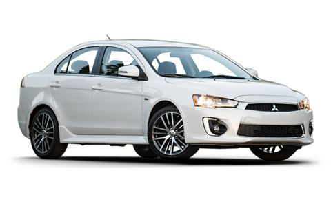Mitsubishi Lancer Features And Specs