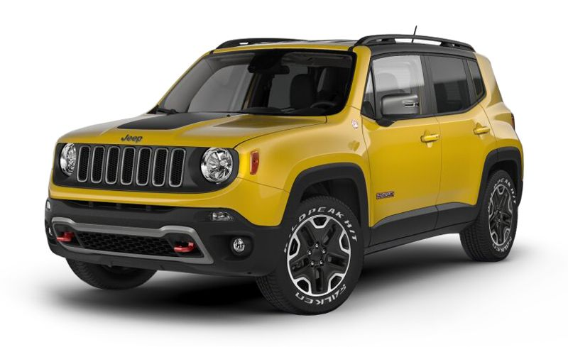 2017 jeep renegade | features and specs | car and driver
