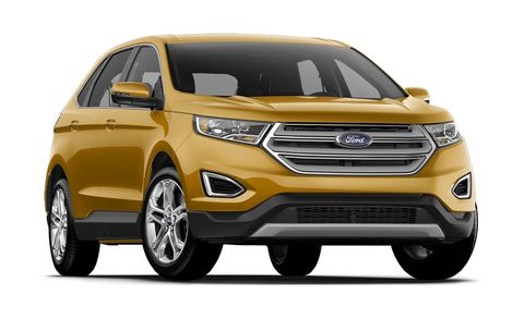 2017 Ford Edge Sport 4dr Awd Features And Specs