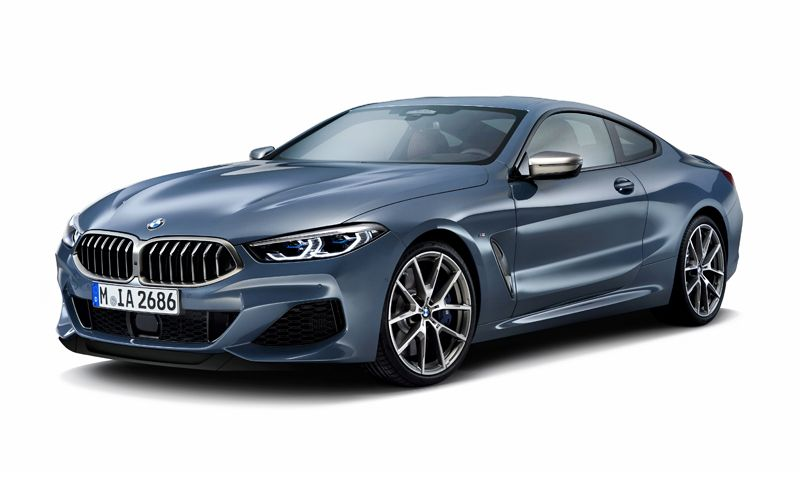 The Bmw 8 Series