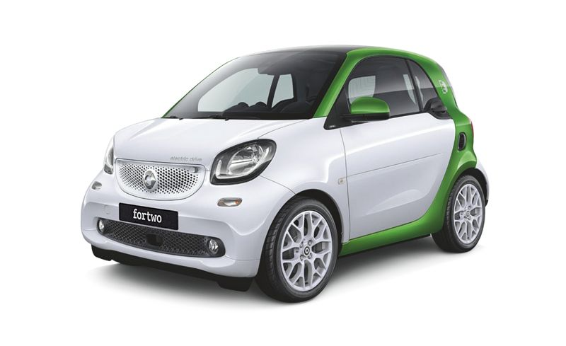 Smart Fortwo Electric Drive hatchback