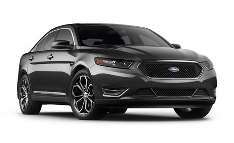 2017 Ford Taurus Sho Awd Features And Specs