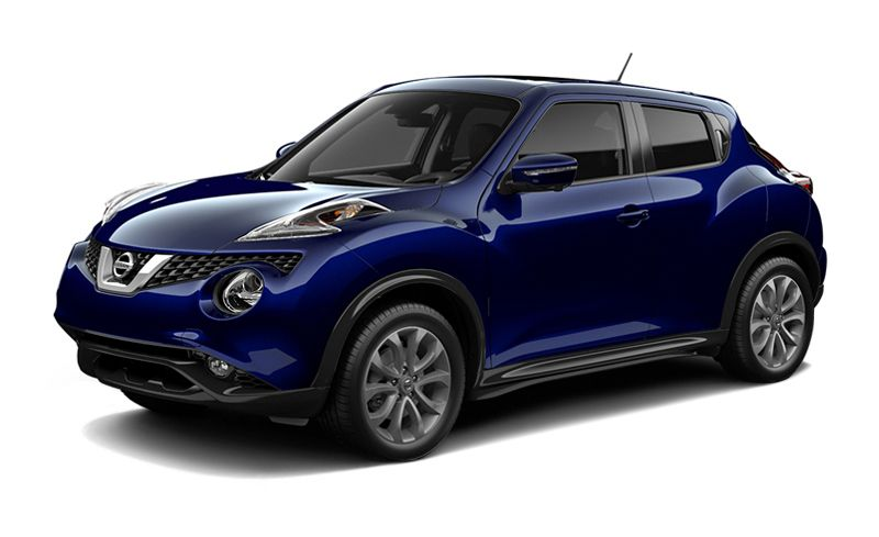 2017 Nissan Juke Features And Specs Car And Driver
