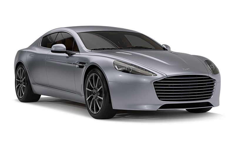 Aston Martin RapidE Electric Sedan Driven Review Car And Driver - How much is an aston martin