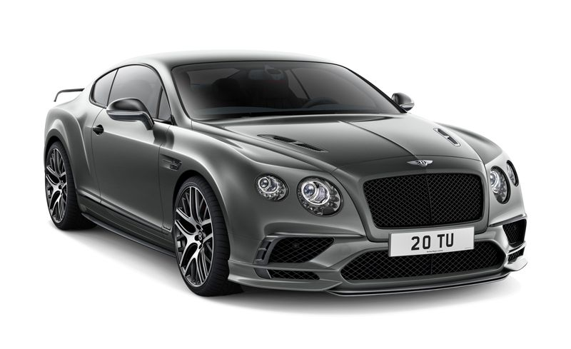 Bentley continental sport
