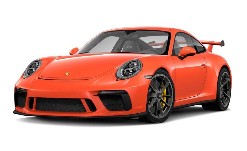Porsche 911 GT3 / GT3 RS
