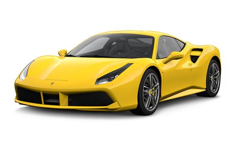 2017 Ferrari 488 Pista Coupe Features And Specs