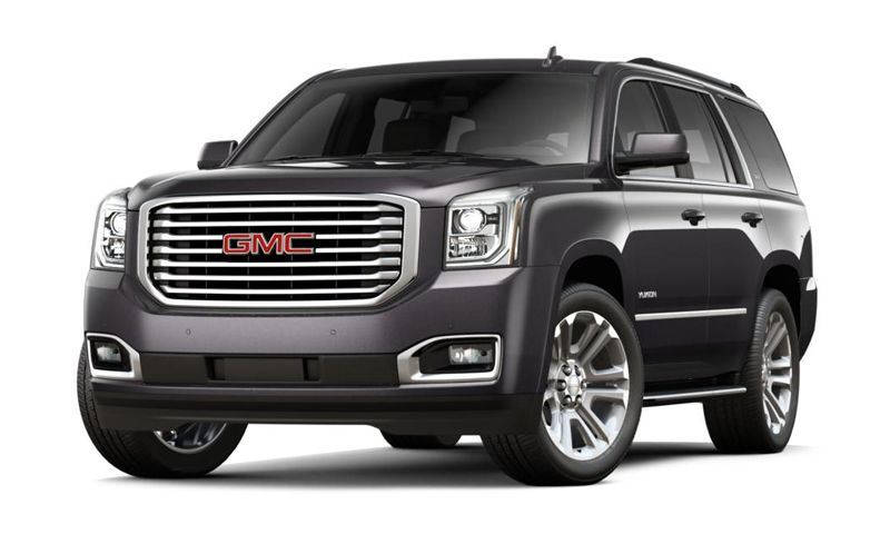 2018 GMC Yukon / Yukon XL | Features and Specs | Car and Driver
