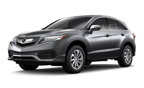 2018 Acura RDX w/Advance Pkg AWD Features and Specs