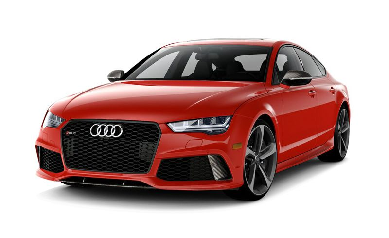 Audi RS Features And Specs Car And Driver - 2018 audi rs7