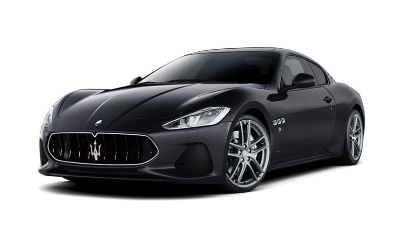 Who makes maserati cars