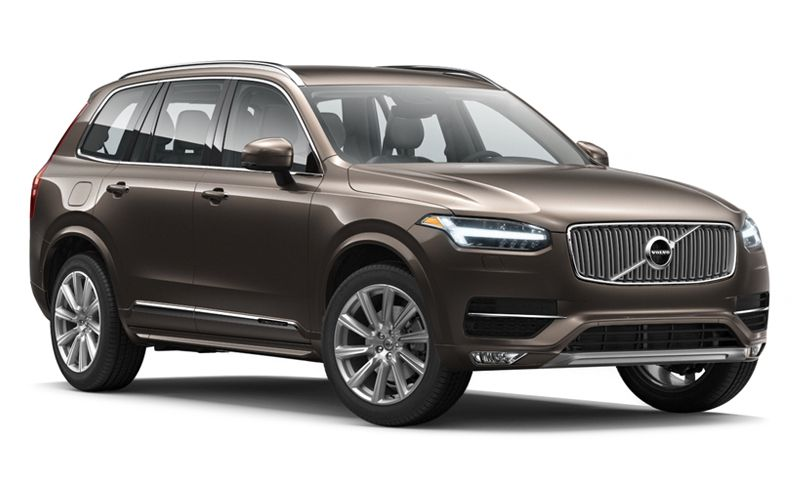Volvo Xc90 Reviews Price Photos And Specs Car Driver