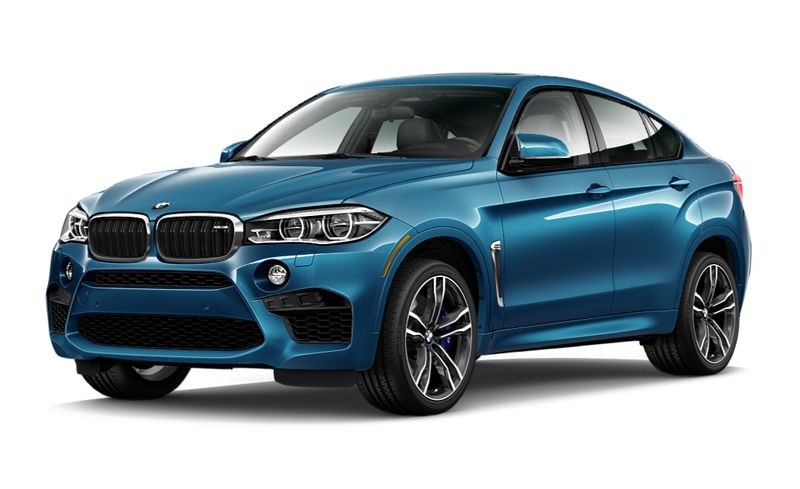 2018 M Models X6 Sports Activity Coupe