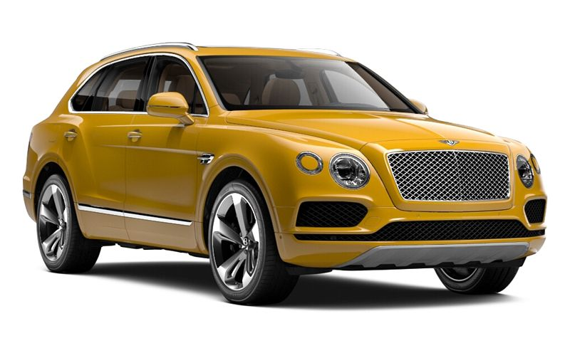 Bentley sports car price