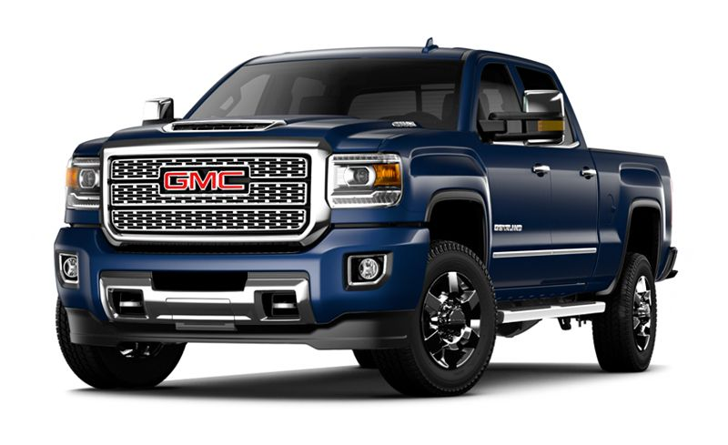 2018 Sierra 3500hd Crew Cab Long Box 2 Wheel Drive