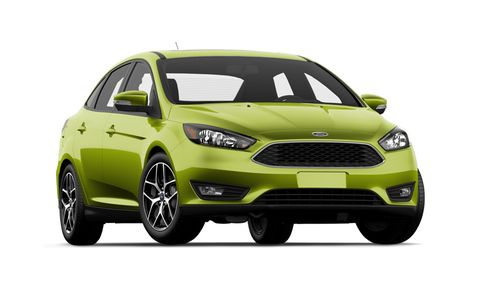 Ford Focus Features And Specs