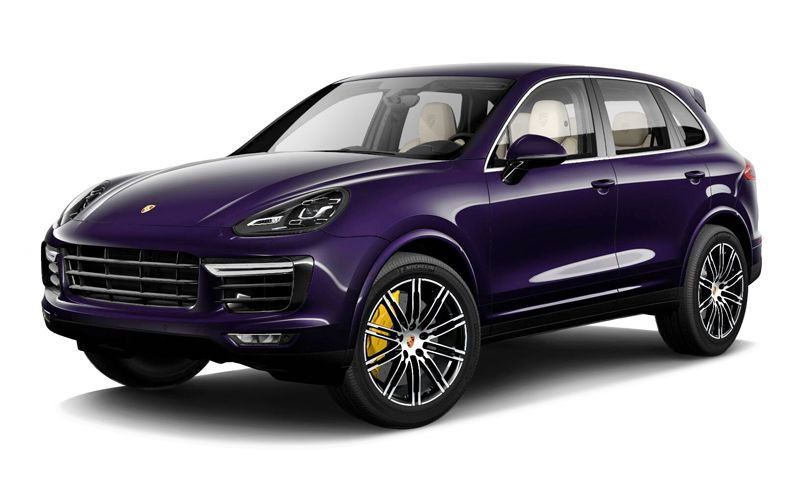 Image result for 2017 Porsche Cayenne Turbo S