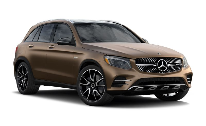 Mercedes-AMG GLC43 4Matic / GLC63 4Matic