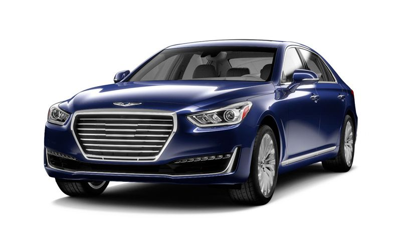 Genesis G90 Reviews Price Photos And Specs Car Driver