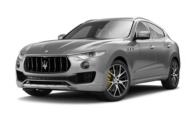 The Maserati Levante Gts And Trofeo Now Have V 8s And More Roar